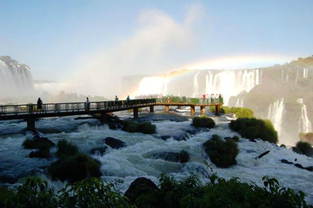 Devils throat - Iguazu falls