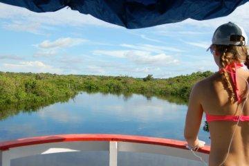 Amazonas-cruise