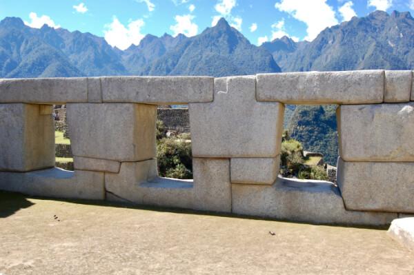 Machu Picchu_ hver stein er nøye tilpasset