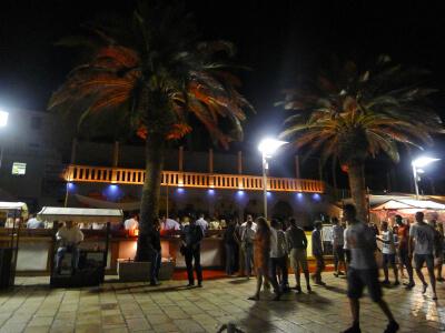 Seilferie i Kroatia Hva - party by