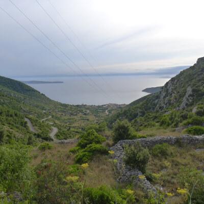 Seilferie i Kroatia - Komiza