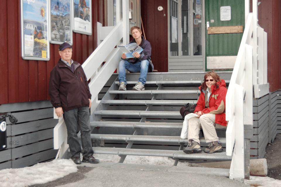 Svalbard. kunst
