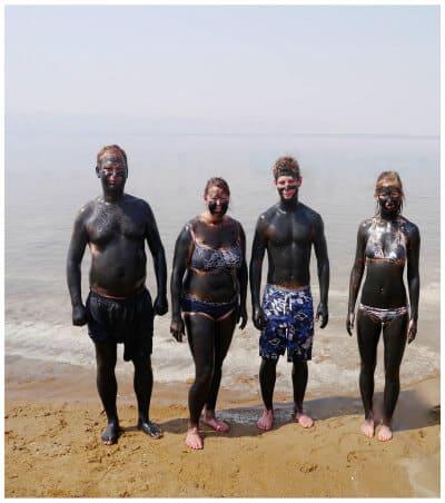 Dødehavet Jordan