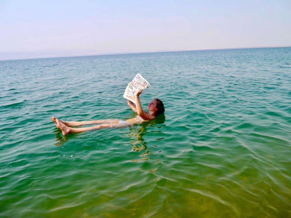 Dødehavet, Jordan