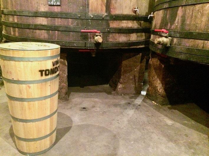 Vina Tondonia produserer sine egne eikefat for vinproduksjon