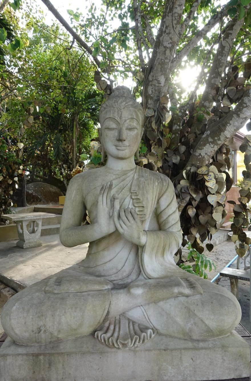 Buddha i Phuket