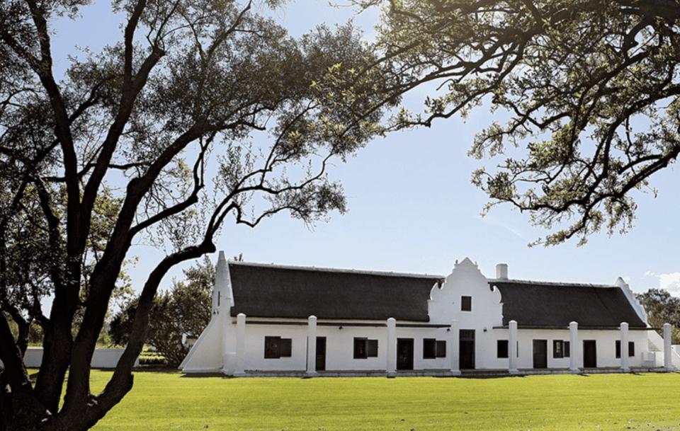 Spier, Stellenboch, vinsmaking