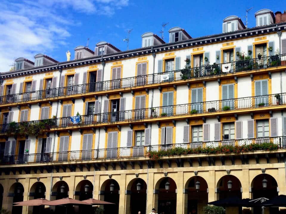 Constitución Square, San Sebastian