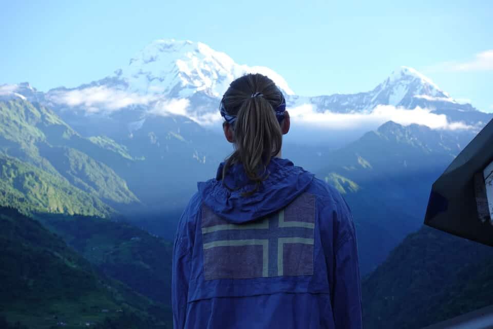 Ghandruk trek, Nepal