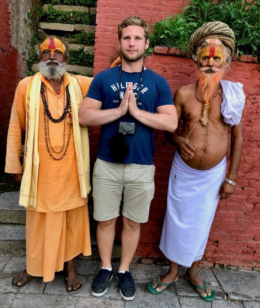 Asketer i Nepal