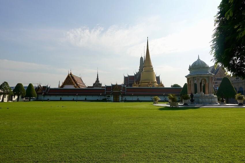 Kongepalasset Grand Palace, Bangkok