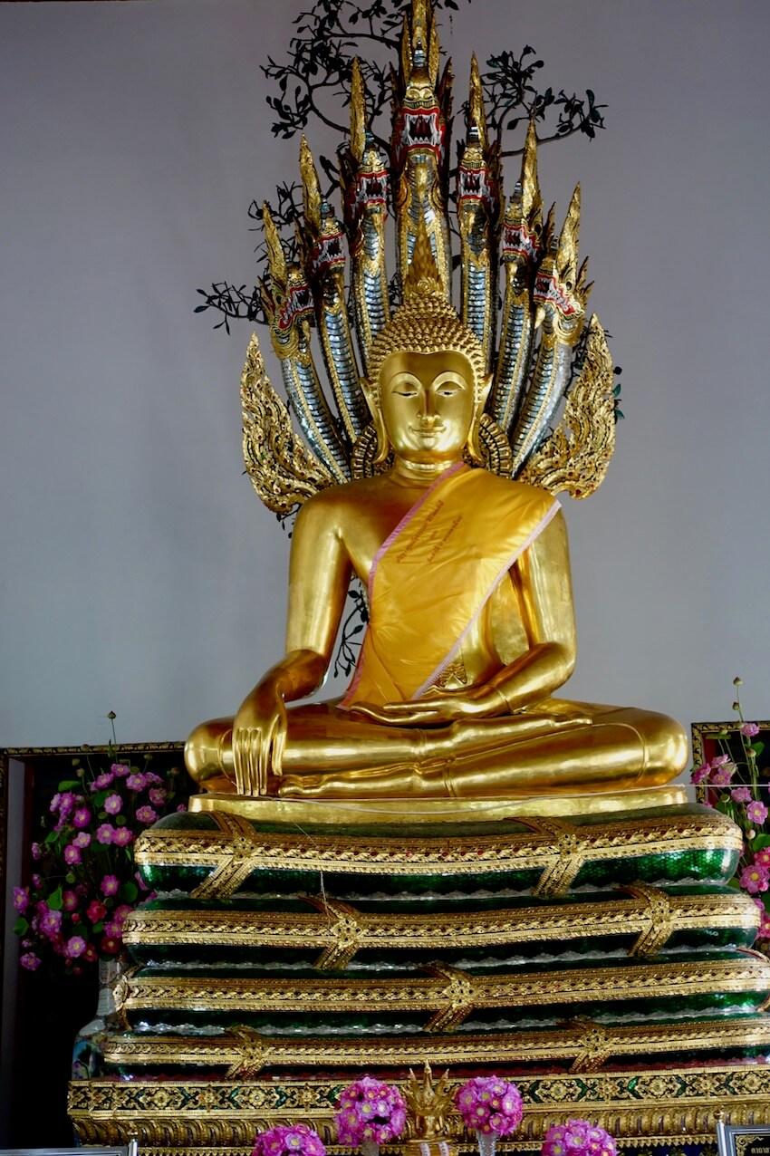 Buddha, Wat Pho i Bangkok