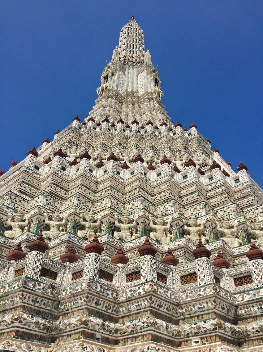 Wat Arun(soloppgangens tempel)