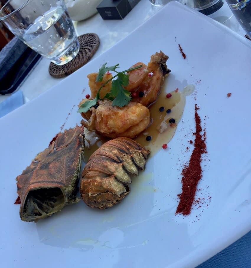 sjømat, Hua Hin