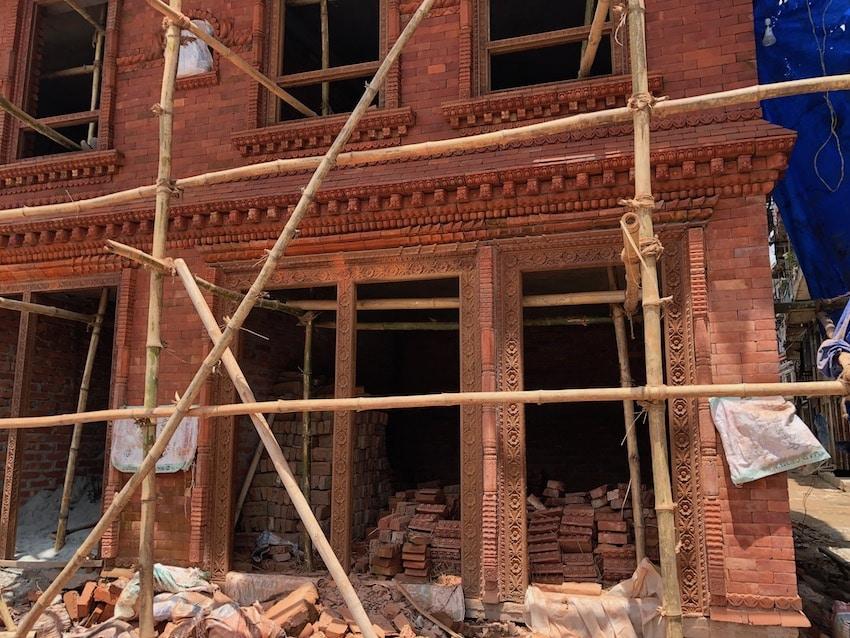 Jordskjelv i Nepal 2015