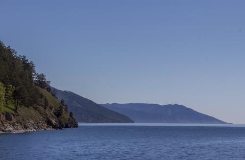 Baikal-lake