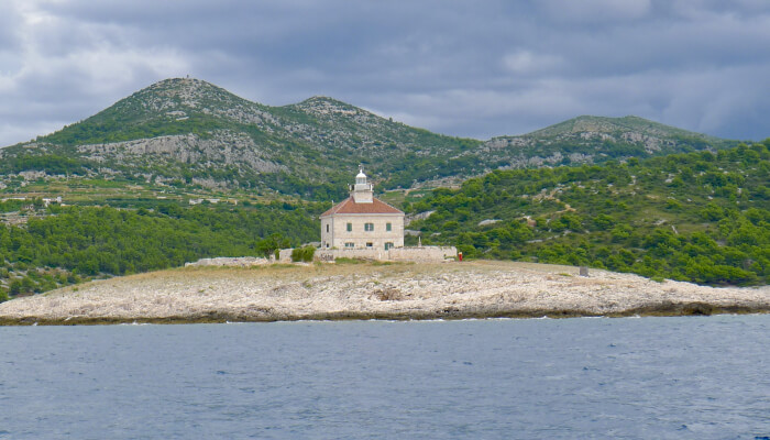 Seilferie i Kroatia - Korcula
