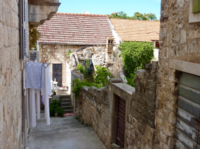 Seilferie i Kroatia Milna