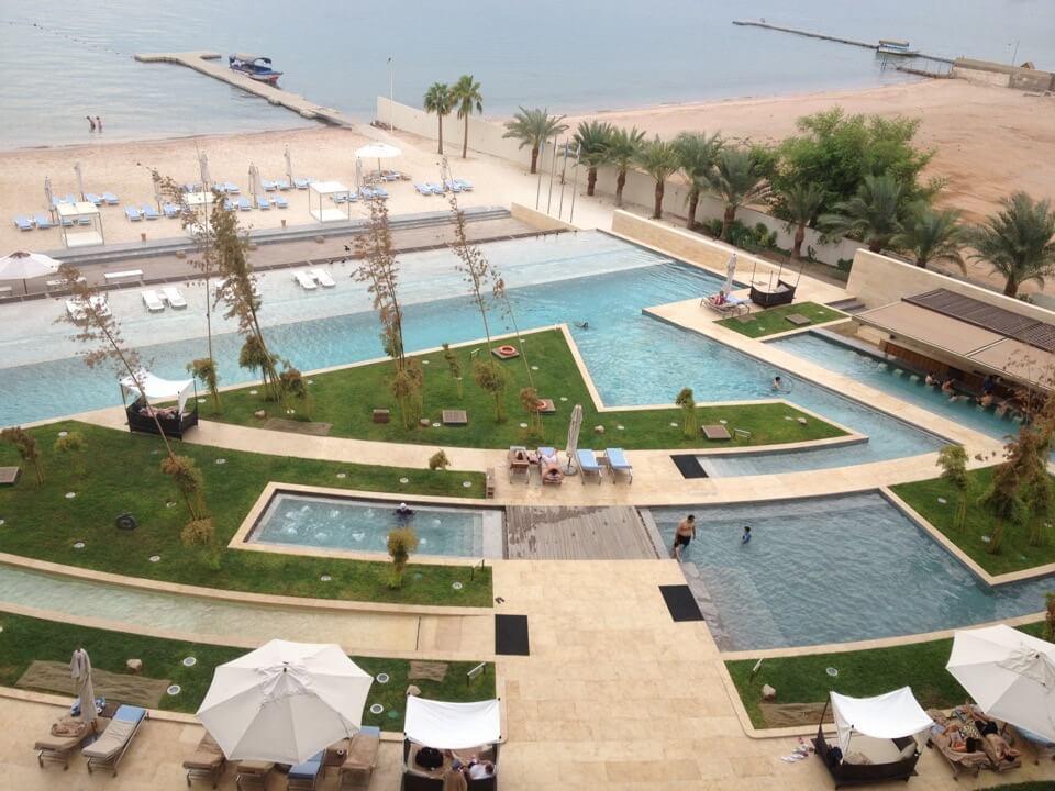 Kempinski, Aqaba, Jordan
