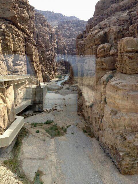 Mujib Reserve of Wadi Mujib - Arnon, Jordan