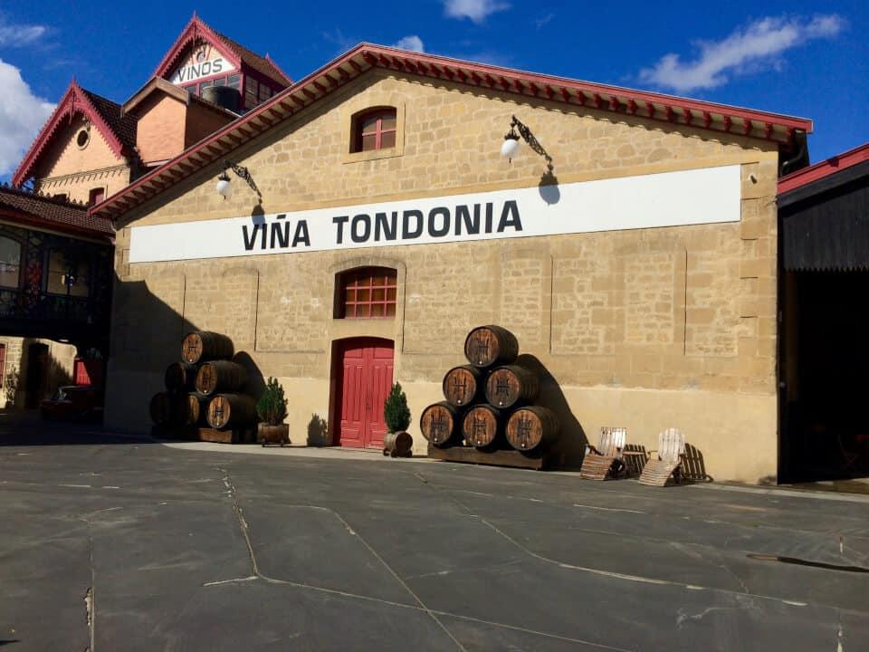 Vinsmaking i Rioja, Vina Tondonia