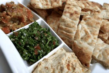 Mezze - småretter fra midtøsten