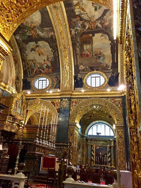 St John Cathedral, Valletta