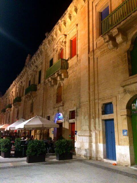 The Harbor, Valletta