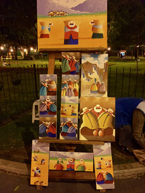 Kunst, Kennedy Park