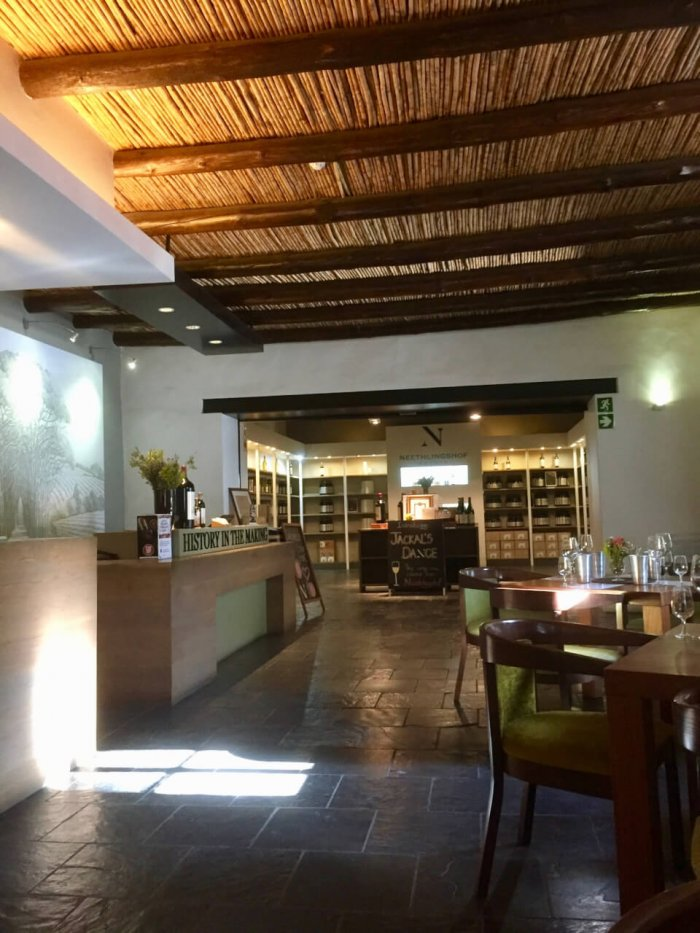 Neethlingshof, Stellenboch, vinsmaking