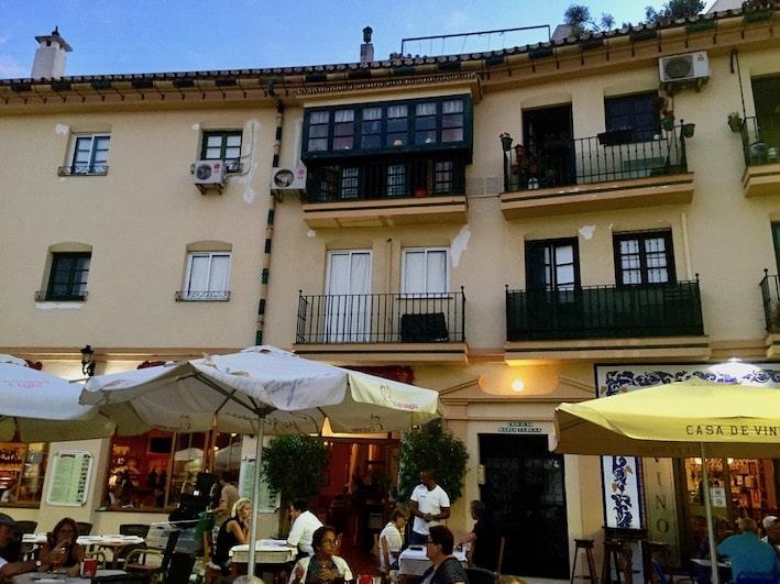 Torremolinos, Plaza San Miguel
