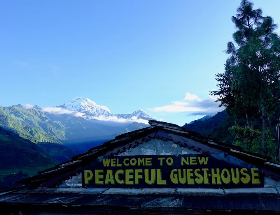 Trekking i Annapurna