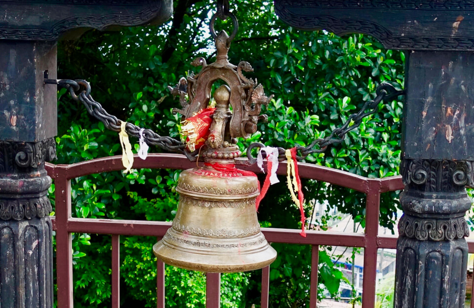 Bindhya-basini tempelet