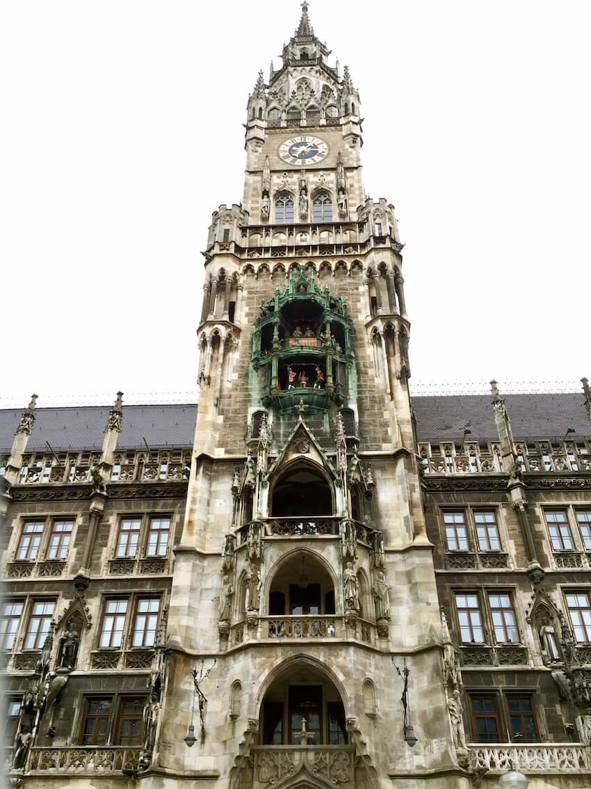 Rådhuset, Munchen
