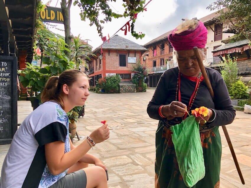 Møt nye bekjente i Nepal