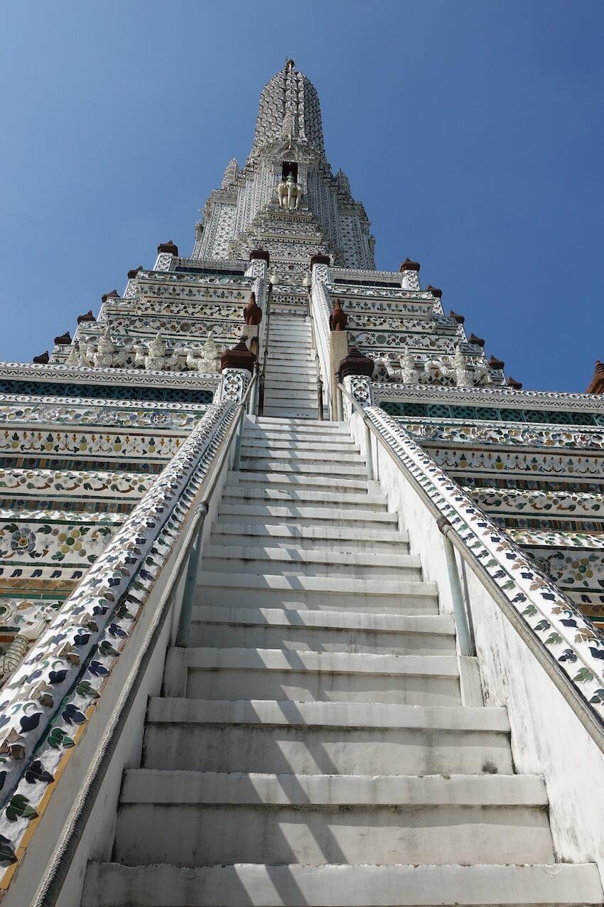 Trapper. Wat Arun
