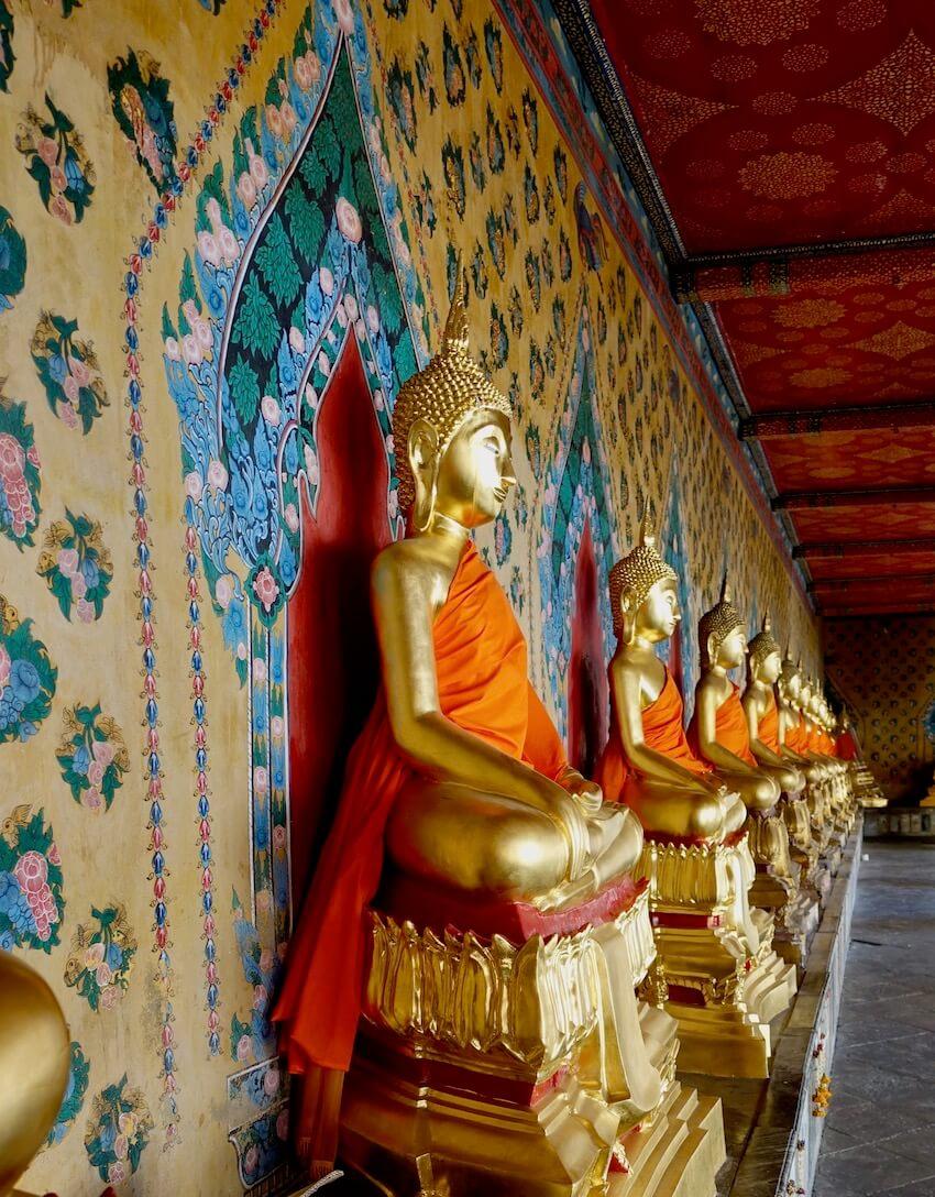 Buddha, Wat Arun