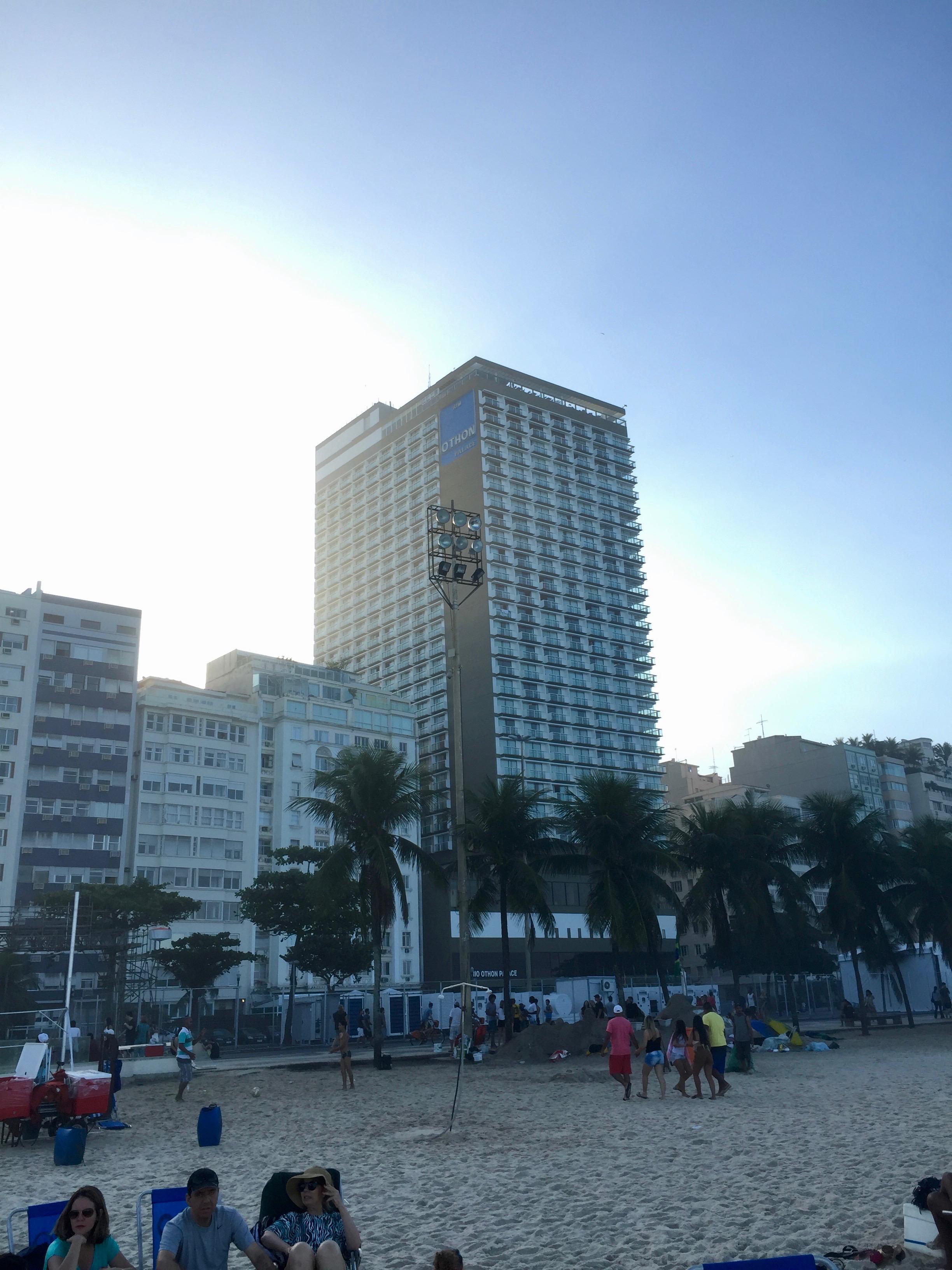 Othon hotel, Rio