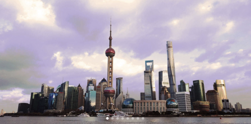 View; Shanghai