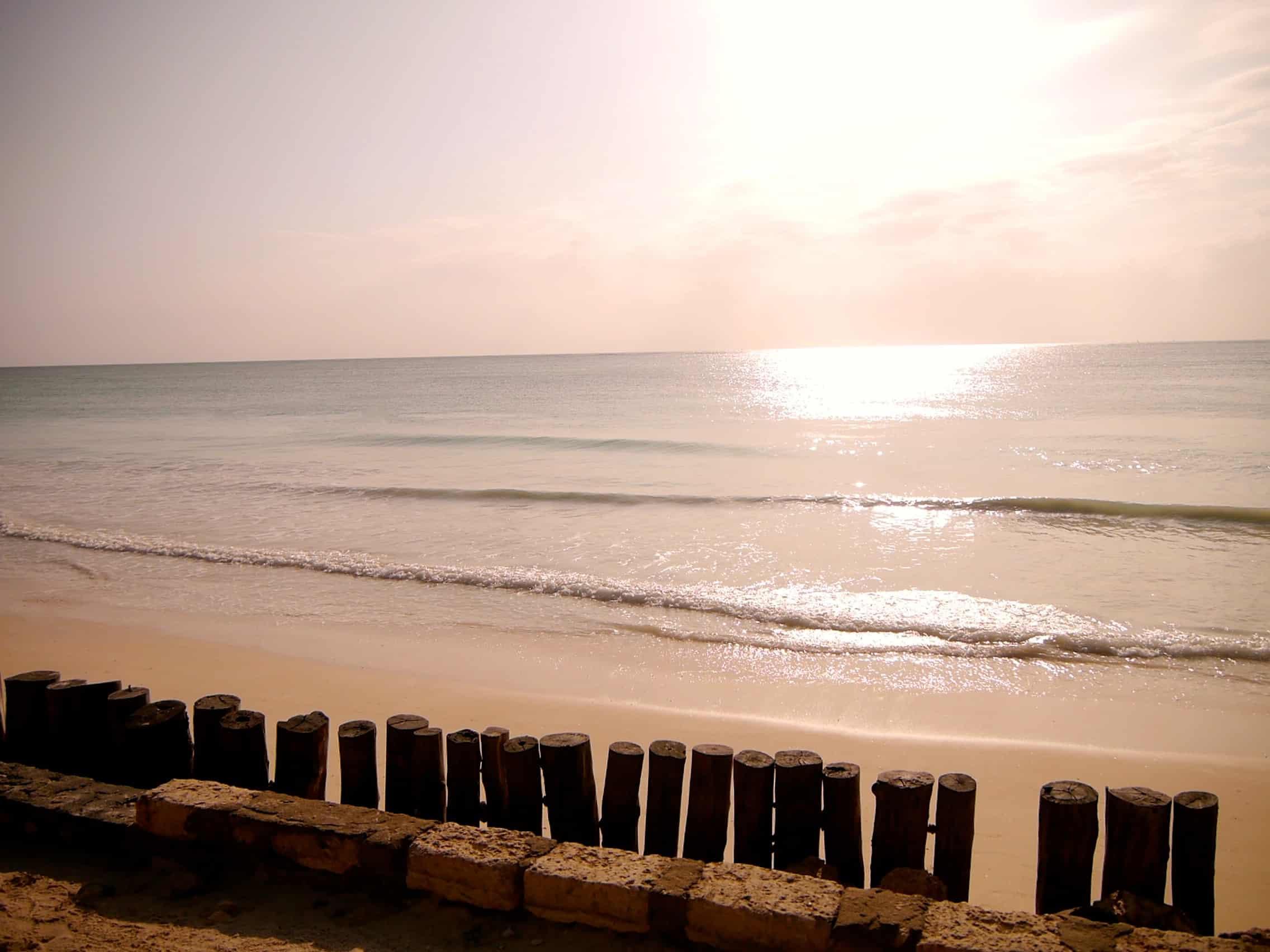 Stranden ved Sultan Sands, Zanzibar