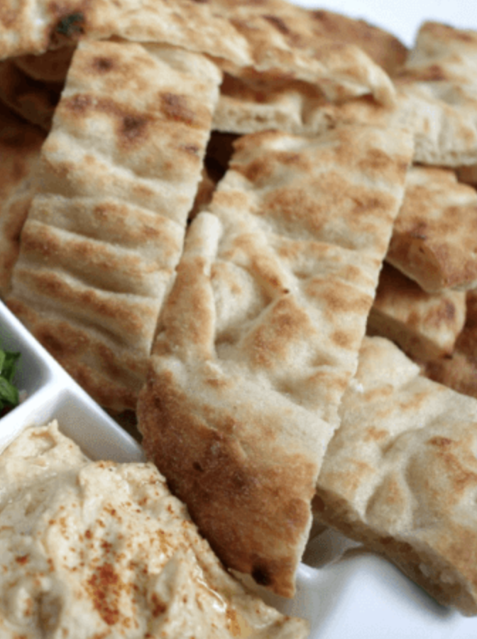 Arabic bread, Middle-East