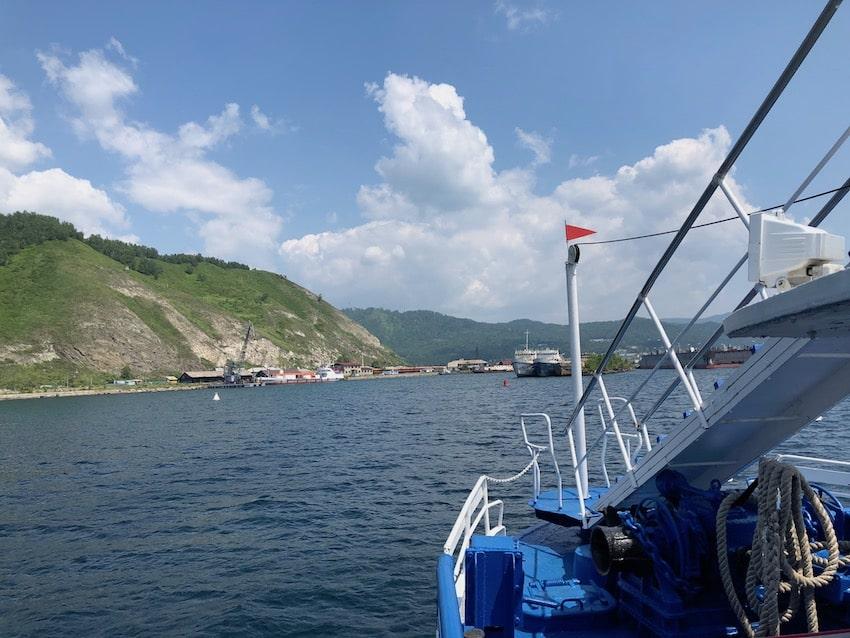 Port Baikal, Bajkalsjøen